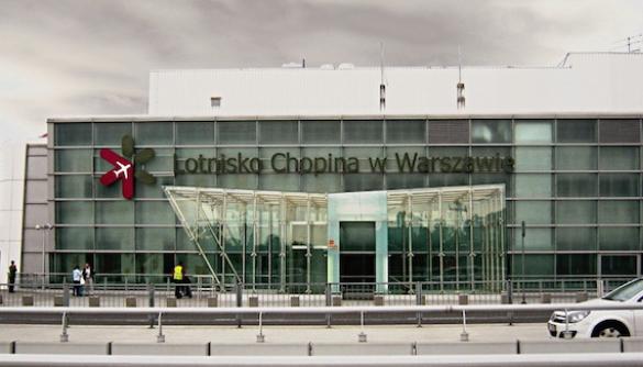 Міжнародний аеропорт Варшави зазнав хакерської атаки
