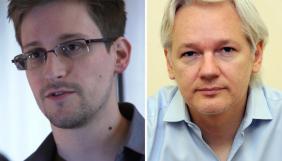 Діячі культури Франції попросили президента дати притулок Ассанжу і Сноудену