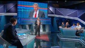 Тімоті Снайдер: Що ток-шоу «Свобода слова» може розповісти про двомовність українців