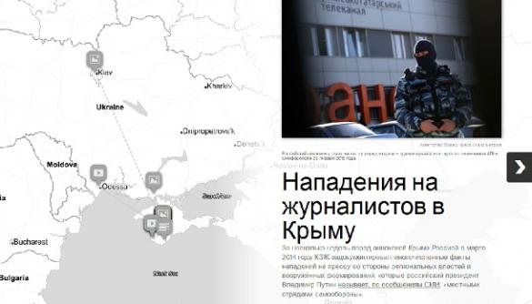 Выбор журналистов Крыма: эмиграция или российская цензура