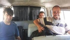 У Сирії зникли три іспанських журналісти