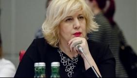 Дуня Міятович про Концепцію інформаційної безпеки: ОБСЄ проти впливу держави на медіаконтент
