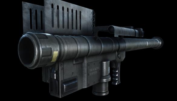 Російські ЗМІ поширили фейк, в якому зброю з комп'ютерної гри видали за американську