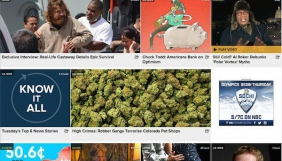 «Плитковий» дизайн головної сторінки збільшує кількість переглядів сайту