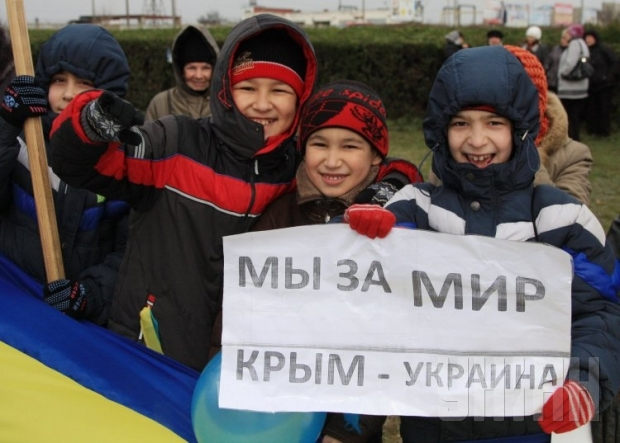 Крим: перезавантаження українських ЗМІ