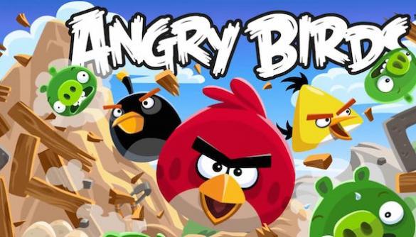 Вийшла друга частина гри Angry Birds