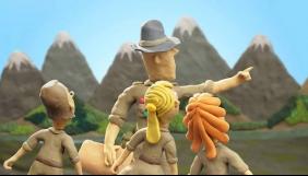 Українські аніматори створили серію розвиваючих пластилінових мультфільмів для дітей від 1 року