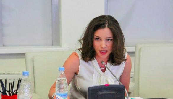 Дочка Нємцова передасть сім'ям Небесної сотні та біженцям 700 тисяч євро