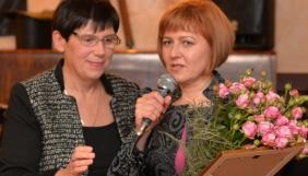 Валентина Самар отримала премію ГО «Телекритика» «За професійну етику»