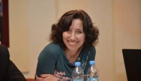 Діана Дуцик стала виконавчим директором ГО «Телекритика»