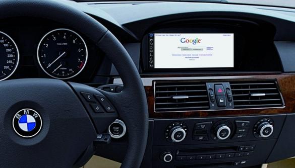 Google та BMW можуть посваритись через Alphabet