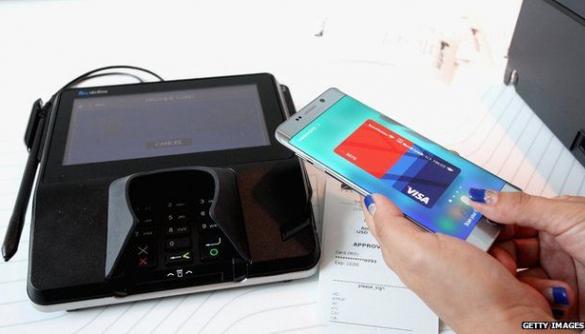 Samsung запустив конкурента Apple на ринку платіжних систем