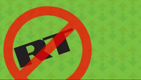 Британський банк заблокував платіж для Russia Today