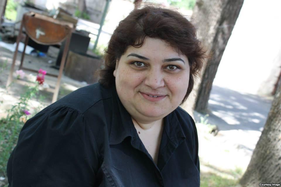 Азербайджанську журналістку Хадіджі Ісмаїлову засудили до 7,5 років в'язниці