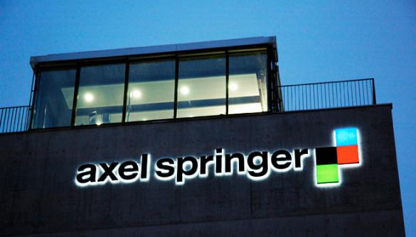 Німецький видавничий концерн Axel Springer має намір продати бізнес в Росії