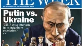 Путін все частіше з'являється на обкладинках світових друкованих медіа