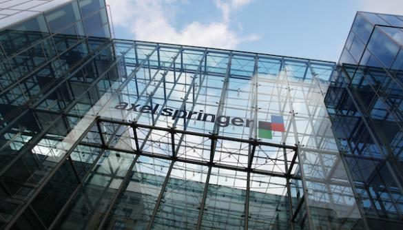 Axel Springer, видавець Forbes, продав свої ЗМІ в Росії