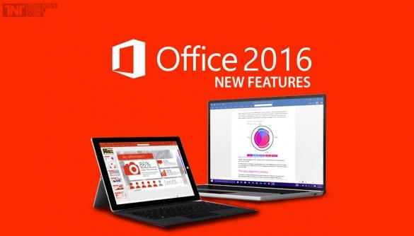 Microsoft офіційно представила Office 2016