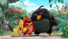 Вийшов перший трейлер мультфільму за мотивами Angry Birds