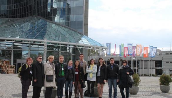Українські журналісти проходять стажування у Польщі з питань висвітлення євроінтеграції