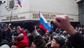 Про Крим майже без аналітики та прогнозів, про уряд – майже без критики