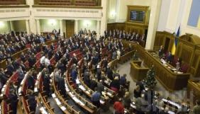 Сайт парламенту повинен розпочати публікацію депутатських запитів - Гройсман