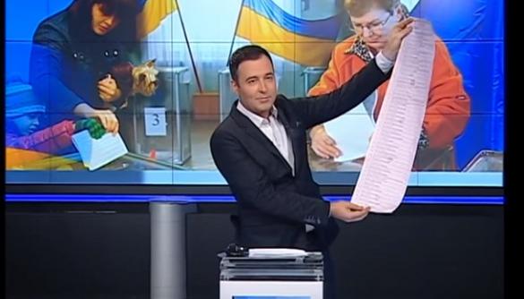 Вечер трудного дня на украинских каналах: сеанс чревовещания на «Интере», марафоны и бои без правил