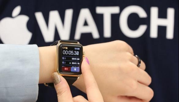 Apple заробила на годинниках $1,7 млрд