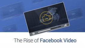 Кількість переглядів відео на Facebook досягла позначки вісім мільярдів на день