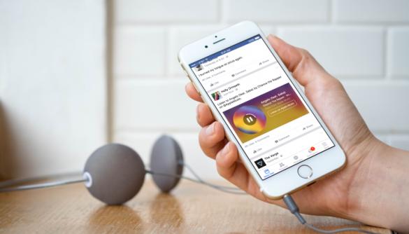 Facebook запустив функцію Music Stories