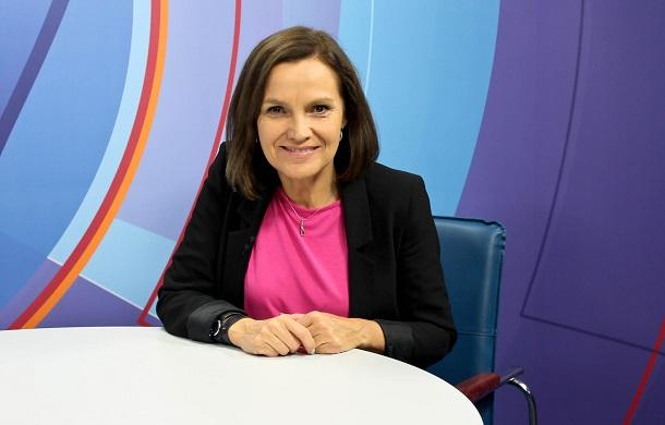 Марія Степан: «Журналісту не можна брати зброю до рук, але можна допомагати героям»
