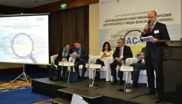 Комітет свободи слова розробив законопроект щодо прозорості власності друкованих та інтернет-ЗМІ