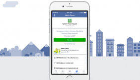 Facebook активував перевірку безпеки у мережі на підтримку Парижа
