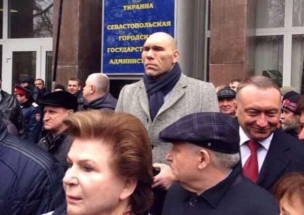Онлайн-трансляцію подій у Криму веде телеканал ATR