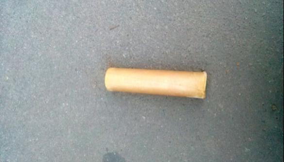 У Кременчуці головред газети  заявляє, що хулігани кинули димову шашку біля редакції