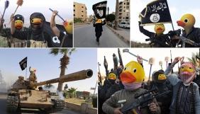 ISIS з головами качок - в інтернеті борються з тероризмом гумором