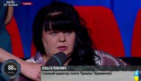 Головред газети «Кремінь» не виключає, що хуліганські дії є тиском на видання