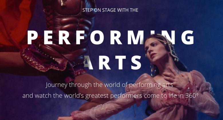 Google запустив онлайн-тур кращими театрами світу