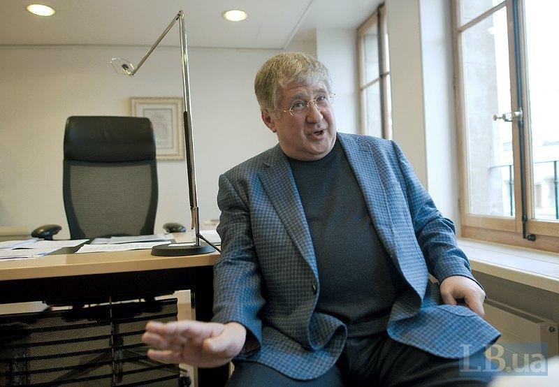 Коломойський заявив, що не знімав програму Шустера з ефіру