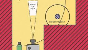 Вчені розробили відеокамеру, здатну «заглядати» за кут стіни (відео)