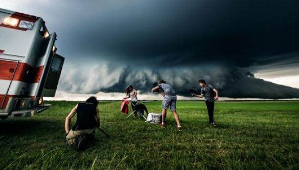 Канадський фотограф зробив серію знімків про загрозу кліматичних змін