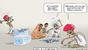 Австралійську газету звинуватили в расизмі за карикатуру про індусів