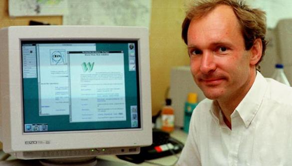 Першому інтернет-сайту виповнилося 25 років