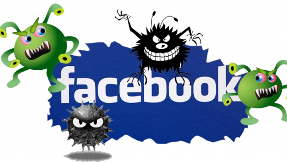 В українському Facebook з'явився вірус, що пропонує дізнатися, хто видалив тебе із друзів