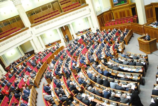 Верховна Рада повторно проголосувала за закон про реформування друкованих ЗМІ