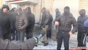 Відкрито кримінальне провадження за фактом нападу на журналістів на кондфабриці у Житомирі