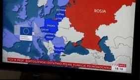 Кримська окупаційна влада повідомляє про візит до Криму делегації польських журналістів