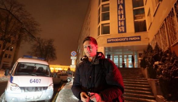 У Білорусі побили й оштрафували журналіста Павла Добровольського