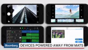 Bloomberg: Apple планує випустити бездротову зарядку для iPhone і iPad у 2017 році