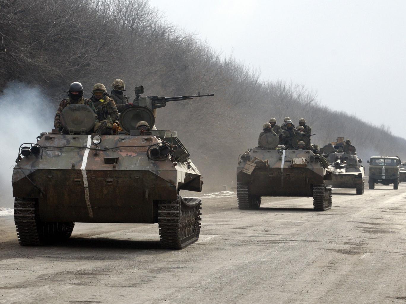 Повідомлення газети The Independent про участь українських військових у боротьбі з ISIS в Сирії - фейк